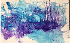 Cetain's Students Create Unique Work