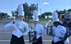 Marching Band Sweeps Competition Season