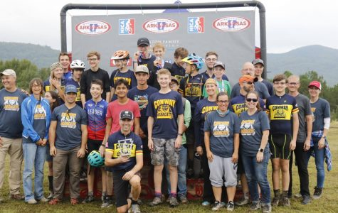 Several CHS Students see Success with Community Mountain Bike Team