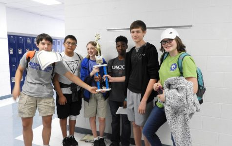 Junior High Quiz Bowl has Strong Start to Season