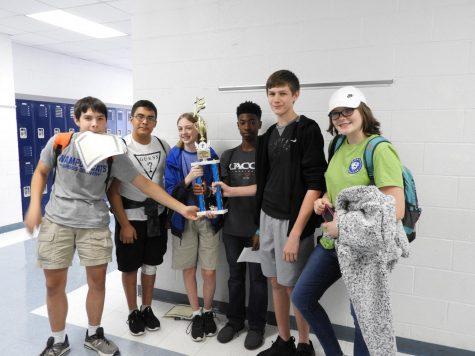 Carson and Hibbard's Classes Host Celebration of Hispanic Heritage