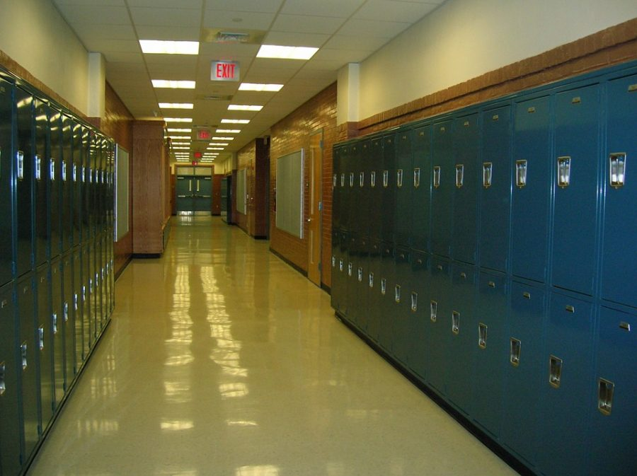 Students Encouraged to be Mindful in Hallways