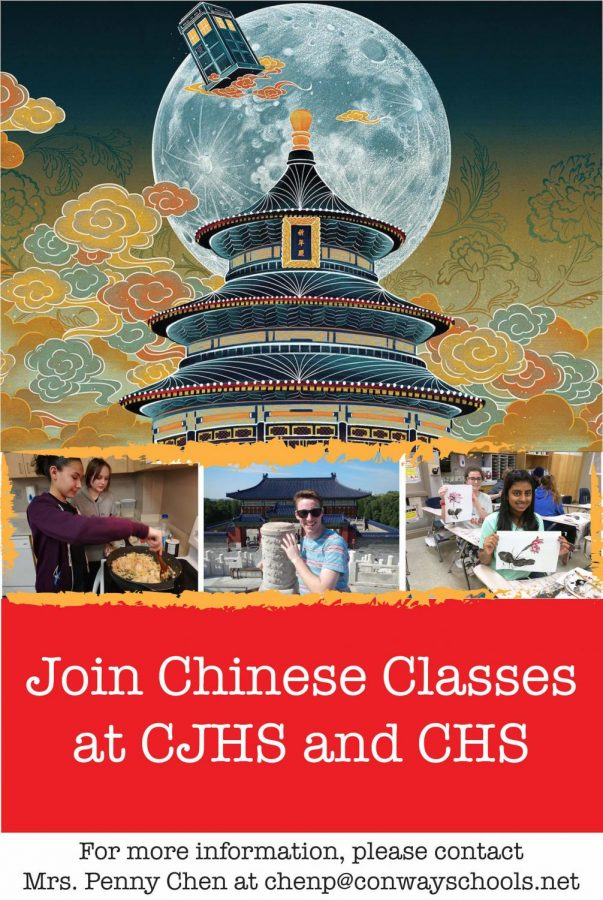 Chen Seeks to Grow Chinese Program