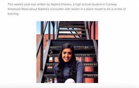 News Site Editor Featured on National Website