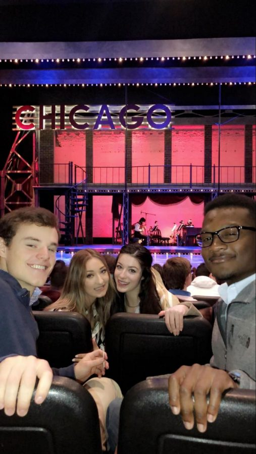 Conway Musical Seniors see 'Chicago'