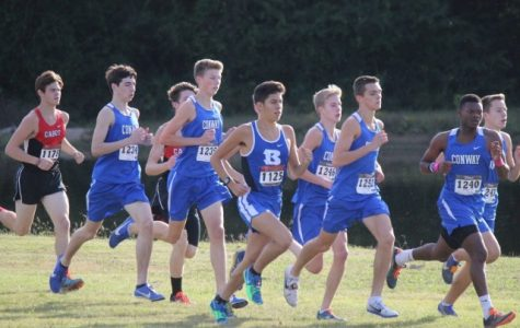 Conway's Top Cross Country Runners Show Promise