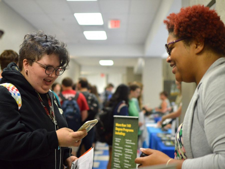 CHS Hosts Faulkner County College and Career Fair
