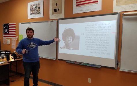 African American History class begins celebrations for Black History Month
