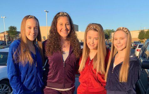 Conway High School has its Homecoming Spirit Week