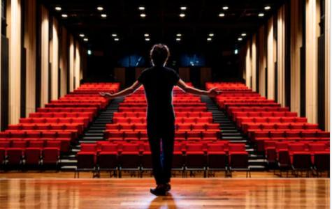 Student dedicates his time to theatre