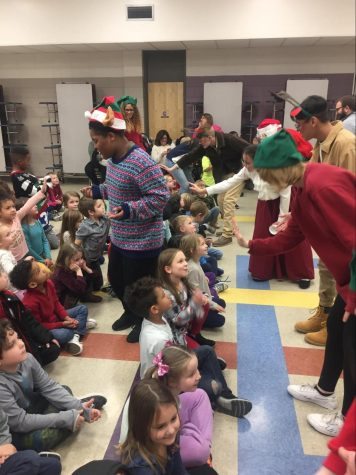 Caring Cats Make Christmas Possible for Area Children