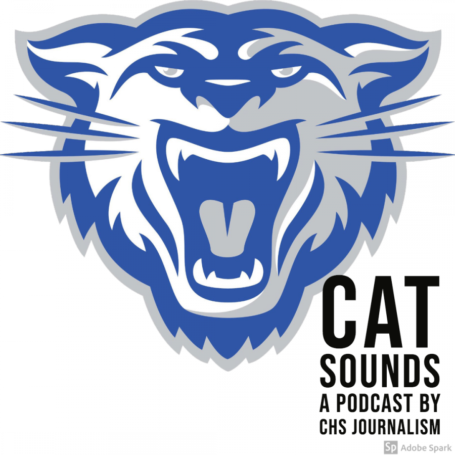 NEW: Cat Sounds Podcast by CHS Journalism
