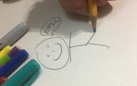 Visual Art Appreciation gets their pencils ready