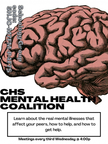 CHS' New Mental Health Club Looking For Members