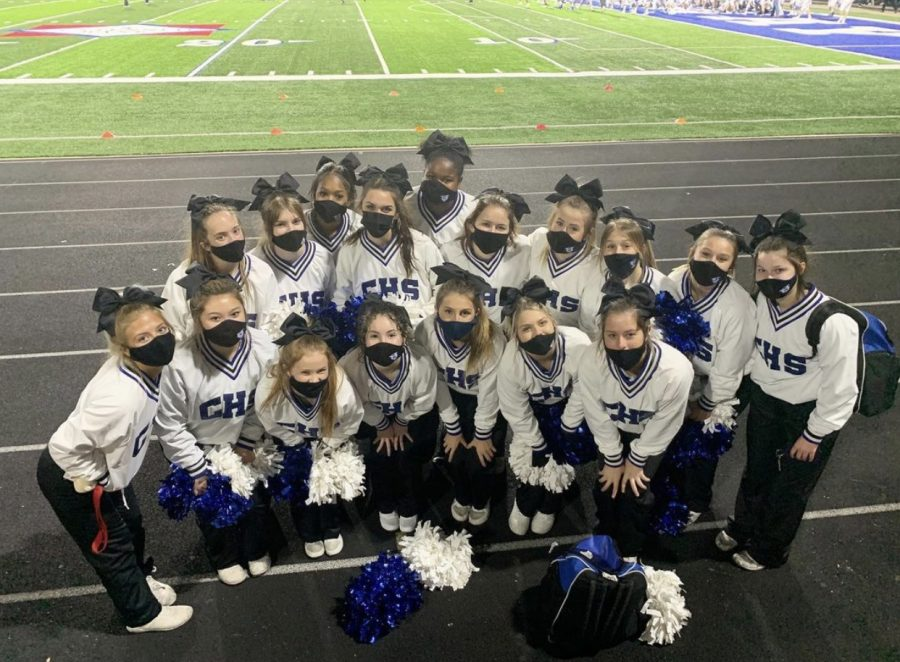 New Beginnings for Conway Cheer