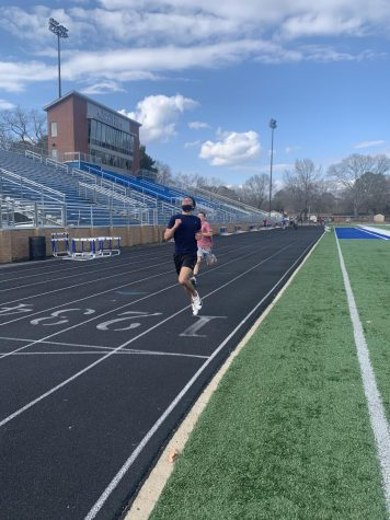 Conway Hosts Home Meet