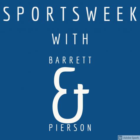 Sportsweek with Barrett & Pierson