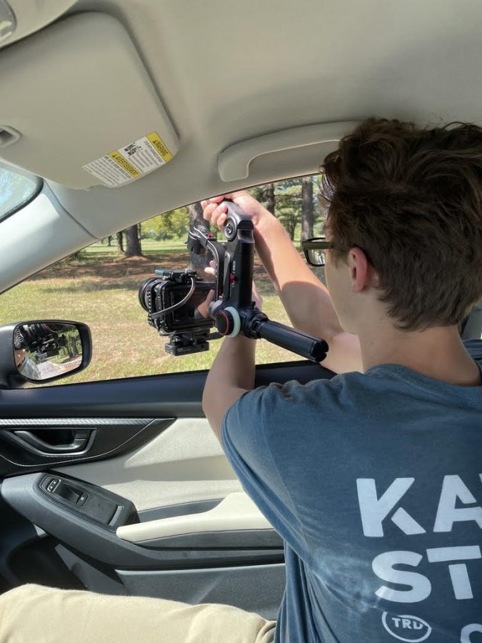 Colby Thompson:  Hooked on Film