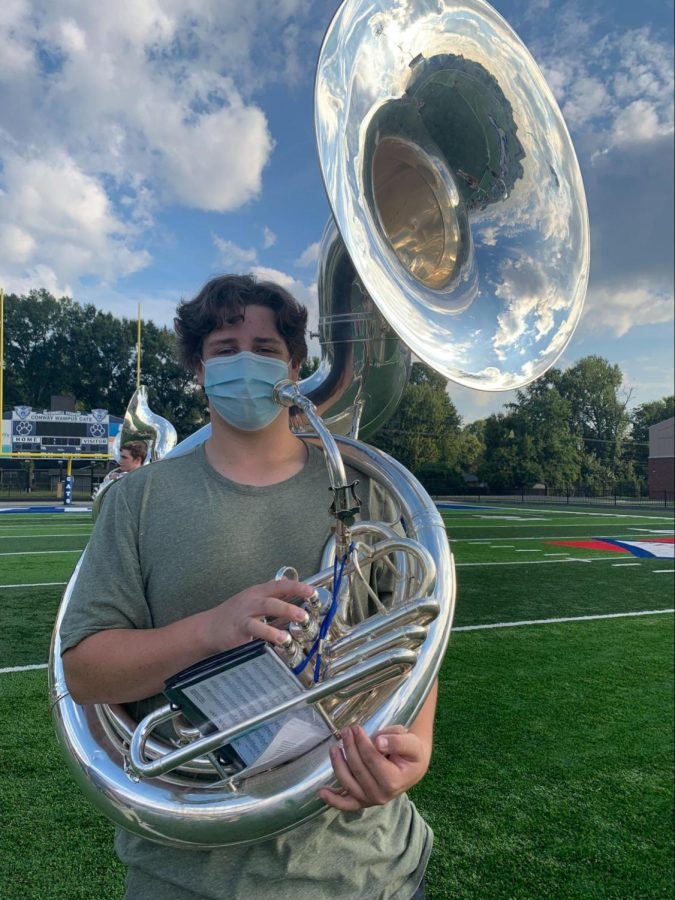 The Crunk Crew: A Look into a Sousaphone Player's Point of View